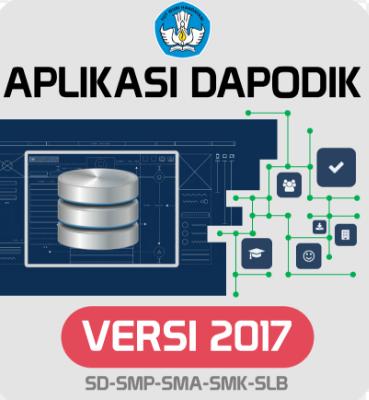 Download Updater Aplikasi Dapodik Versi 2017.c dan Panduannya