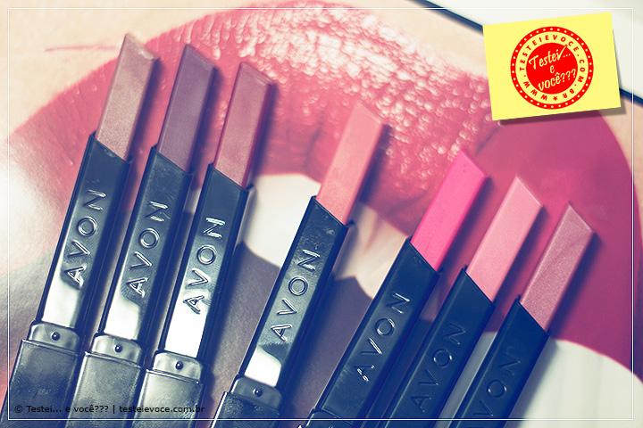 Batons Color Precise - Avon