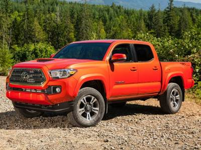 2017 Toyota Tacoma Inferno Red Reviews - Reviews of Car