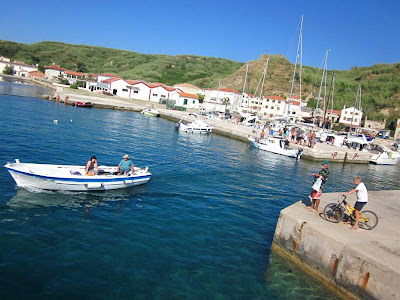 Susak in Croatia