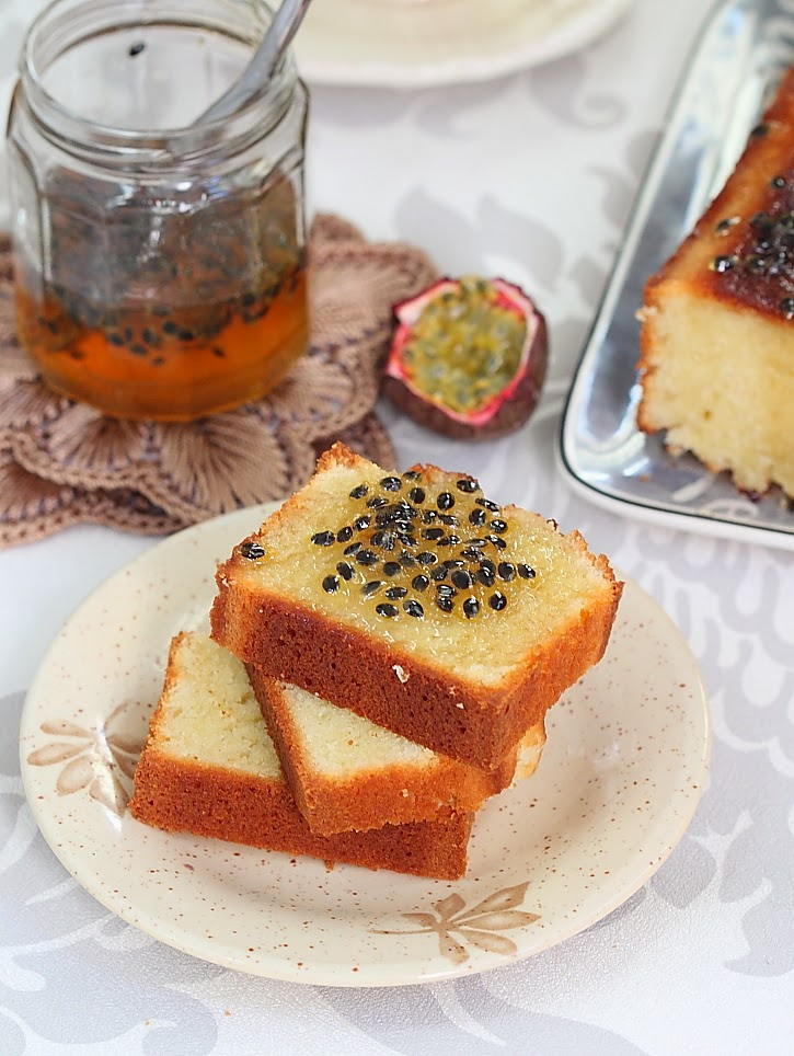 Cake A La Pulpe Fruit