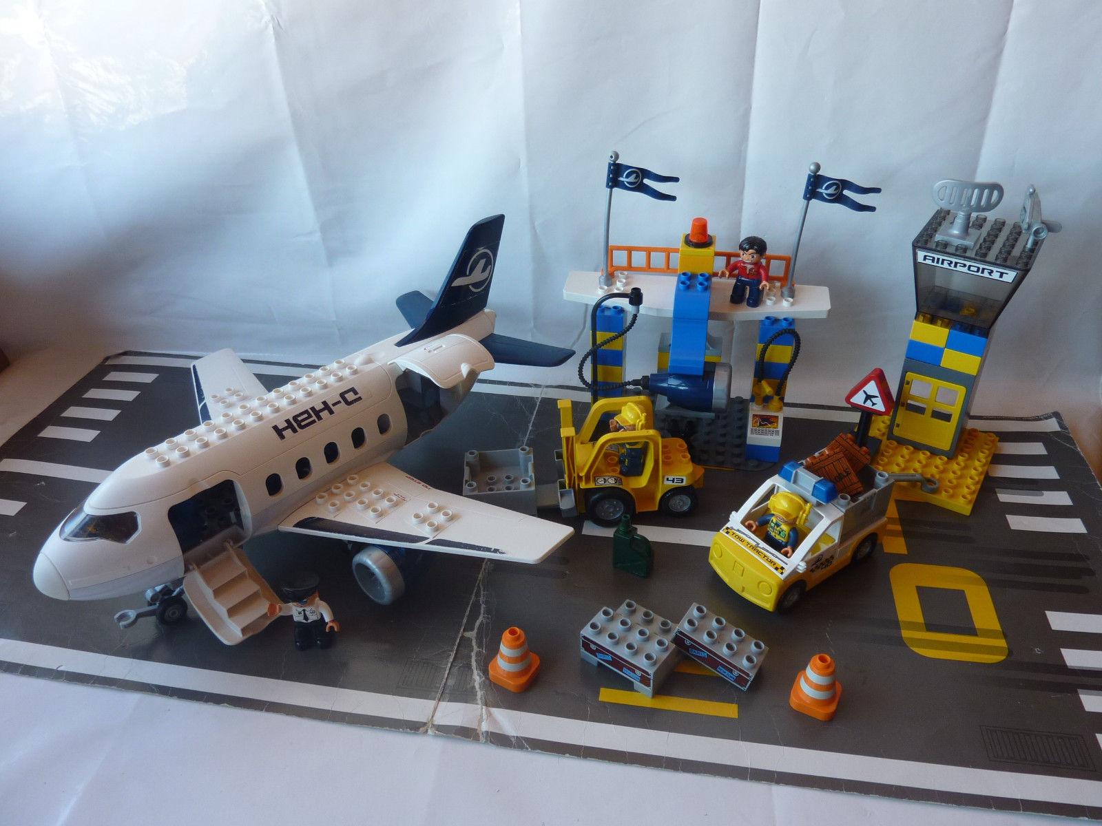 Het Blog Van Erik Het Grote Vliegveld Van Lego Duplo