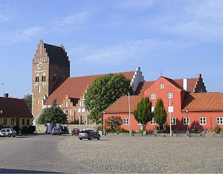 Åhus, marketplace