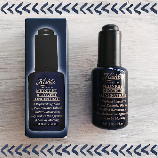 Kiehl's Midnight Recovery Concentrate Sérum