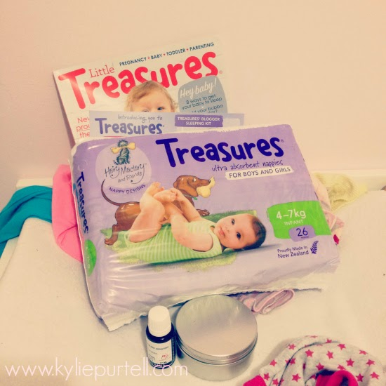 sleeping treasures, baby sleep tips