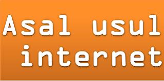 Asal usul internet