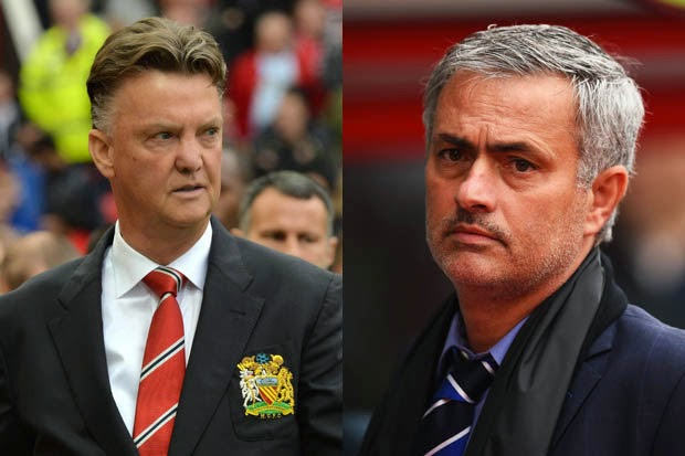 Van Gaal vs Mourinho: Who Wins?