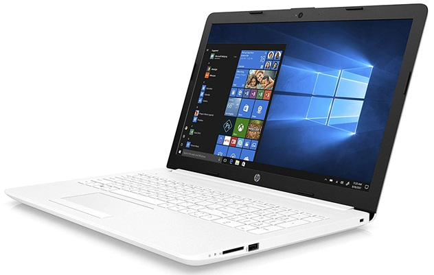HP Notebook 15-da0161ns: procesador Core i3 + disco duro SSD