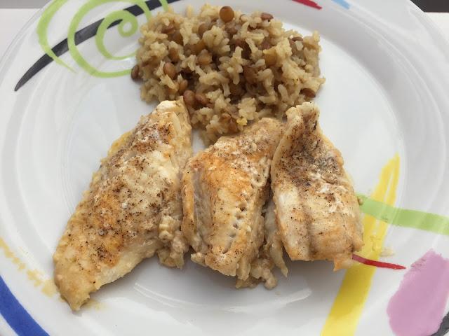 receita peixe grelhado