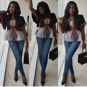 Celebrity Blogger Linda Ikeji Reveals The Kind Of Man She Wants.