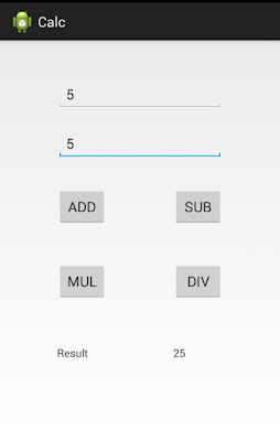 Simple-Calculator-app-in-Android-output