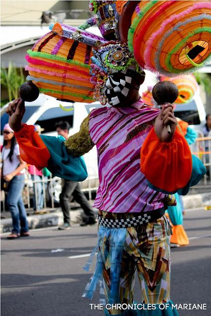 masskara parade