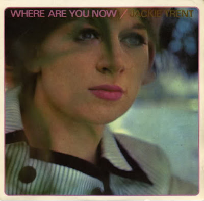 Jackie Trent - Where Are You Now ( The Pye Anthology)