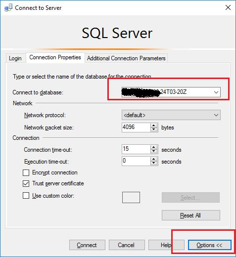 Error Log: Dinesh's Blog :::: Being Compiled ::::: Azure SQL Database