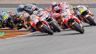 Persaingan Sengit Papan Atas Paruh Musim MotoGP