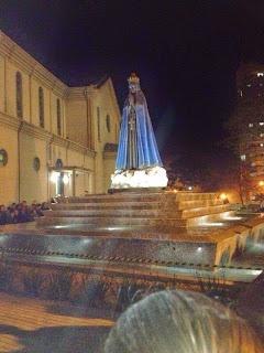 Resultado de imagem para imagens santuario nossa senhora aparecida de Astorga PR