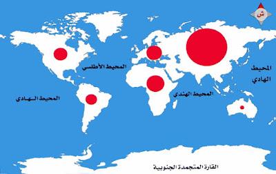 لنا خريطة وزيع السكان وزيع السكان على خريطة الولايا Ba52bb9