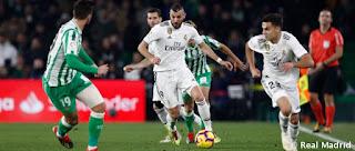 Karim Benzema: Un seguro goleador ante el Betis