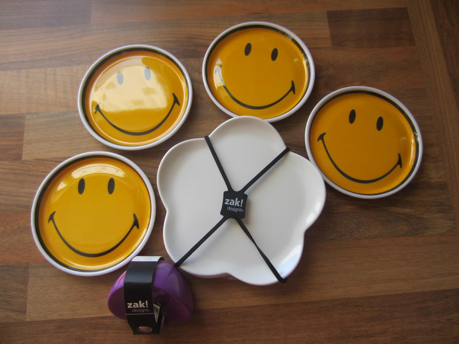 Tiggis Welt: Fröhliche Farben in meiner Küche mit Zak Designs