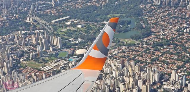 Ponte aérea Rio - São Paulo