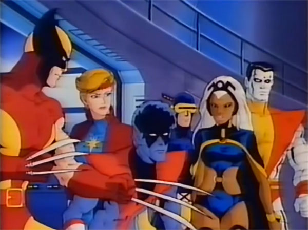 X men the animated series don t call me insuperabili