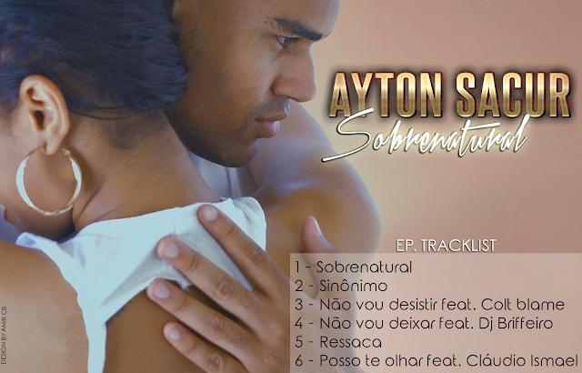 Ayton Sacur - Sobrenatural [EP] 2016 / ANGOLA