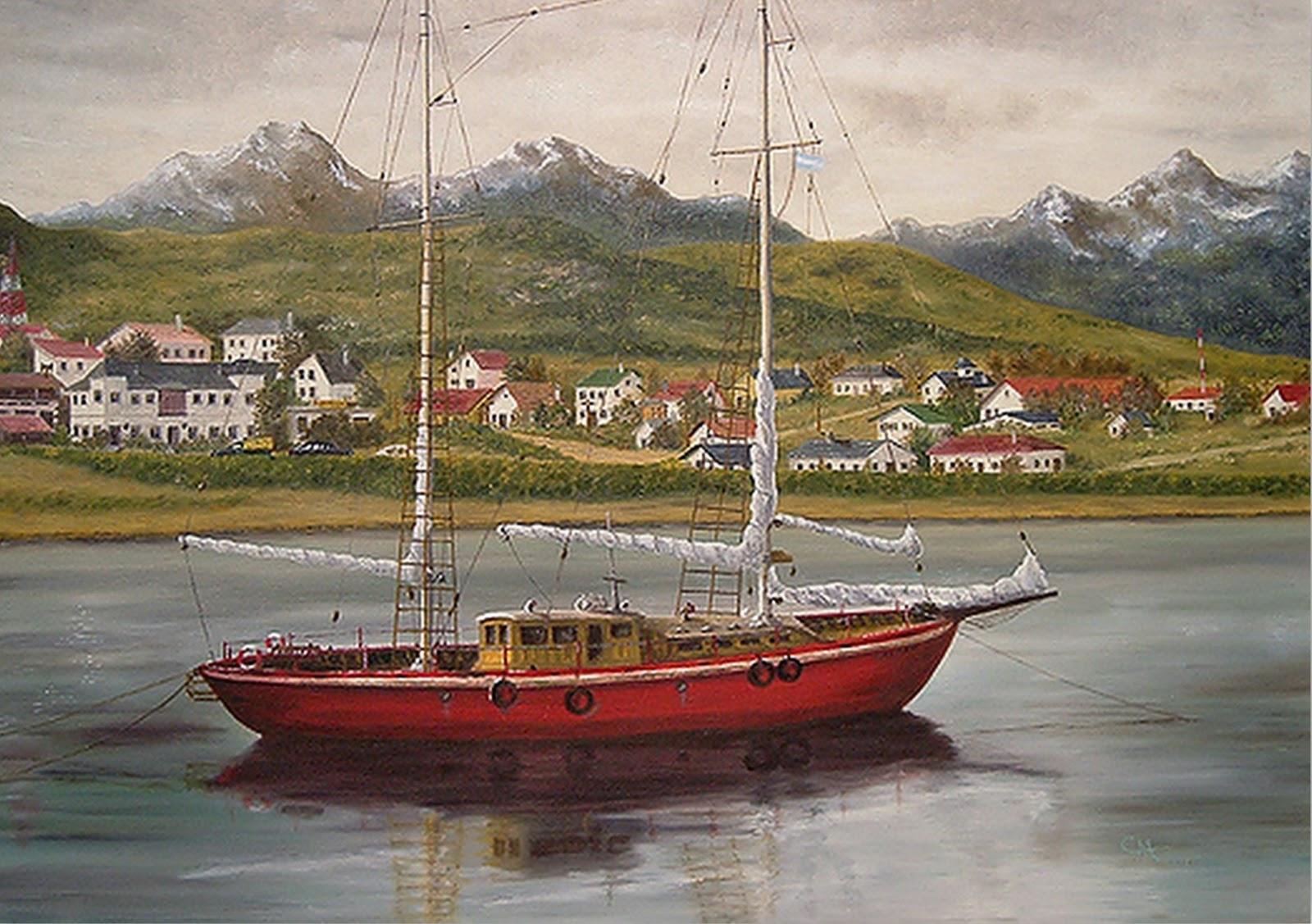 Cuadros Pintura Al Oleo Marinas Pintura Moderna Y Fotografia