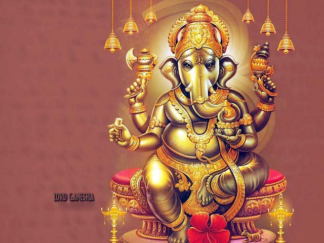 घालीन लोटांगण (Ganesh Aarti)