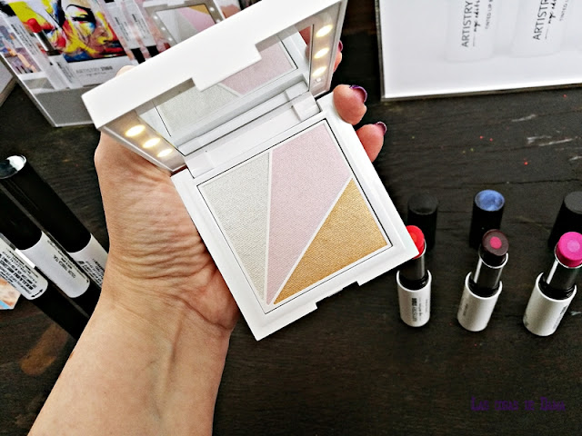 Artistry Studio Nyc Edition makeup maquillaje amway beauty belleza