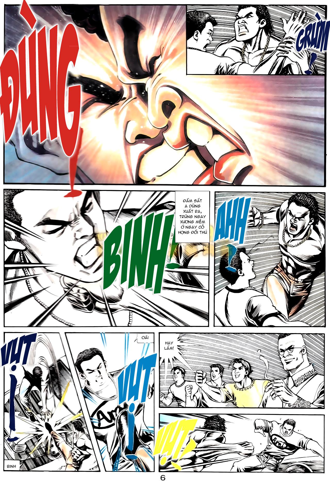 Người Trong Giang Hồ chapter 166: bùng nổ trang 25