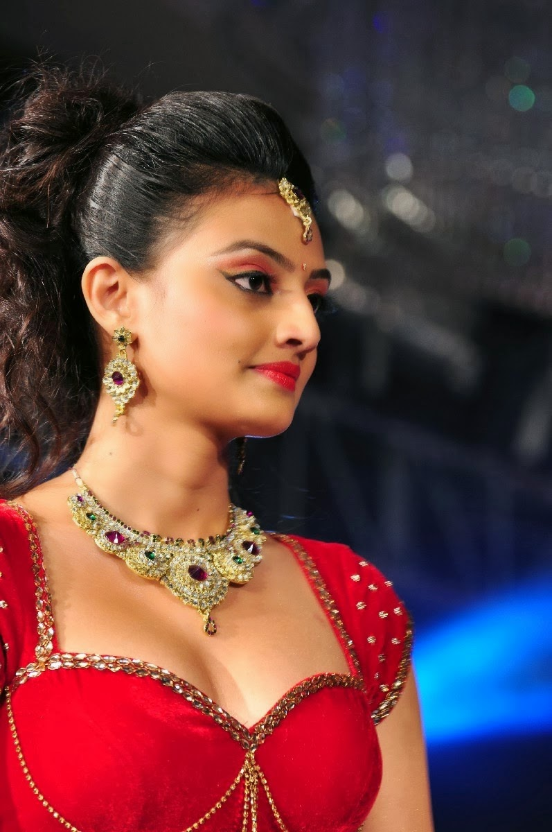 65ea3020effb47 actress blouse photos  Actress Nikitha Narayan Blouse Stills
