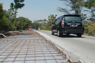 jalan beton bangunan rumah perumahan rumahdijual