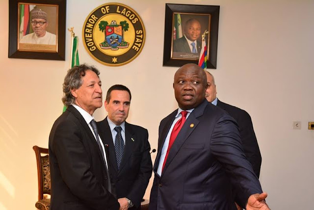 Ambode seeks partnership with Israel on agric, technology
