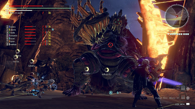 GOD EATER 3 PC Full imagenes