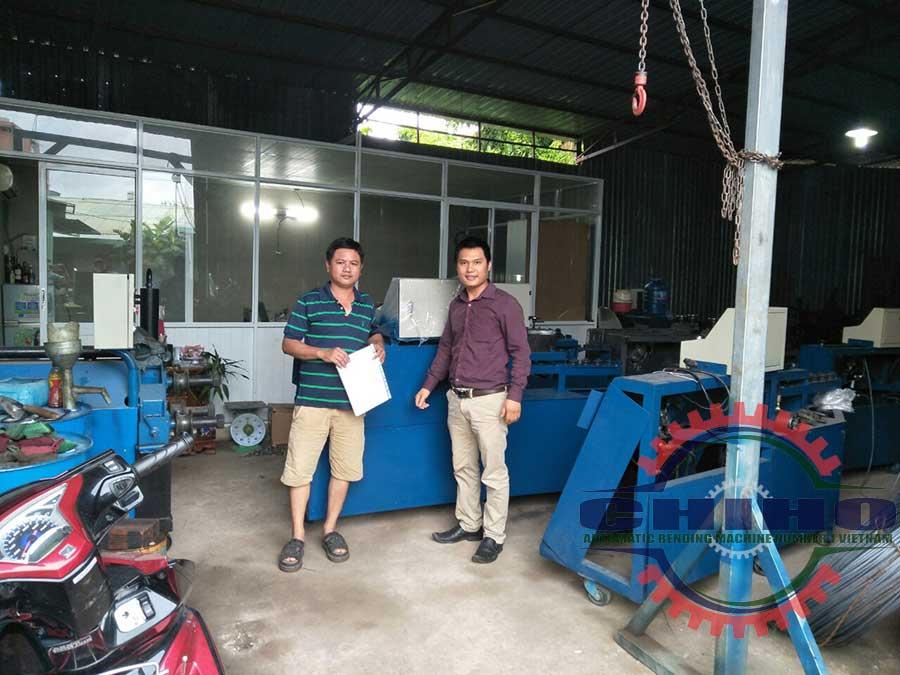 Địa chỉ bán máy bẻ đai sắt uy tín nhất tại Hà Nội