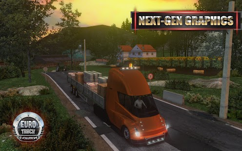 Euro Truck Driver Apk + Data for android