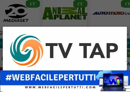 TVTAP PRO Ultima versione aggiornata - Disponibile al Download il File APK