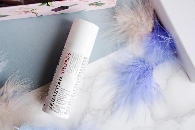 Спрей-мусс для укладки волос Sebastian Professional Stylbrid 9