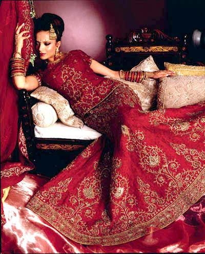 Bridal Jewellery Modern Indian Wedding Dress