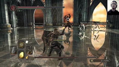Download Dark Souls II Crown of The Old Iron King Game Setup