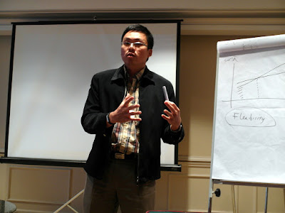 High Impact Presentation Skills by Azmi Shahrin at Istana Hotel on 1-2 June 2016 A