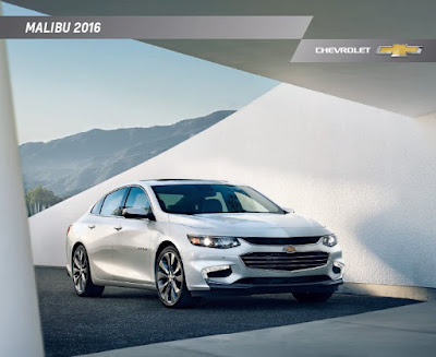 Downloadable 2016 Chevrolet Malibu Hybrid Brochure