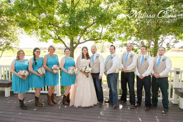 The Blooming Bride, DFW, Fort Worth, Texas, Wedding Flowers, wedding party