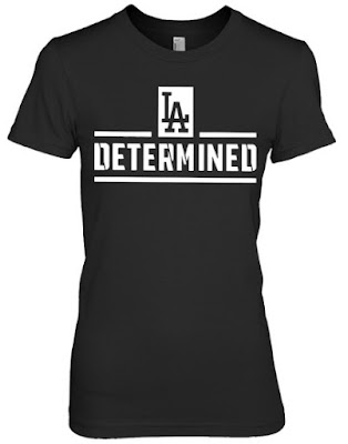 LA Determined Hoodie T Shirt Sweatshirt Sweater Tank Tops. GET IT HERE