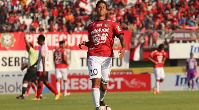 Irfan Bachdim Bali United