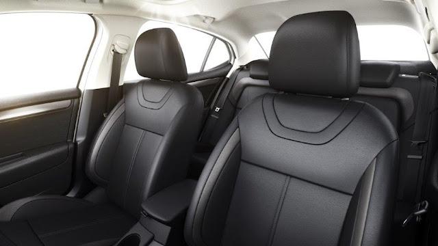 Novo Citroen C4 Lounge 2019