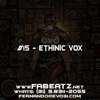 Beat à Venda: #15 - Ethinic Vox [BoomBap 85BPM]