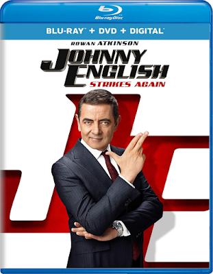Johnny English: Strikes Again [2018] [BD25] [Latino]