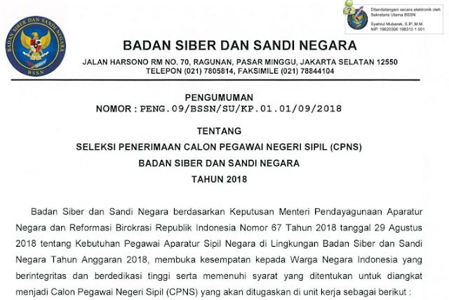 Contoh Surat Lamaran dan Formasi CPNS 2018 Kejaksaan Agung, SMA dan S1