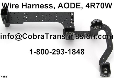 Cobra Transmission Parts 1 800 293 Aode 4r70w